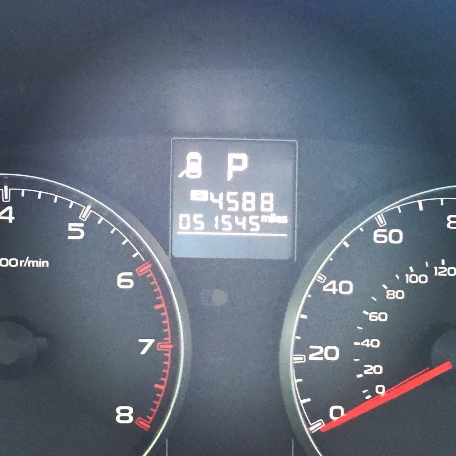 4588 miles