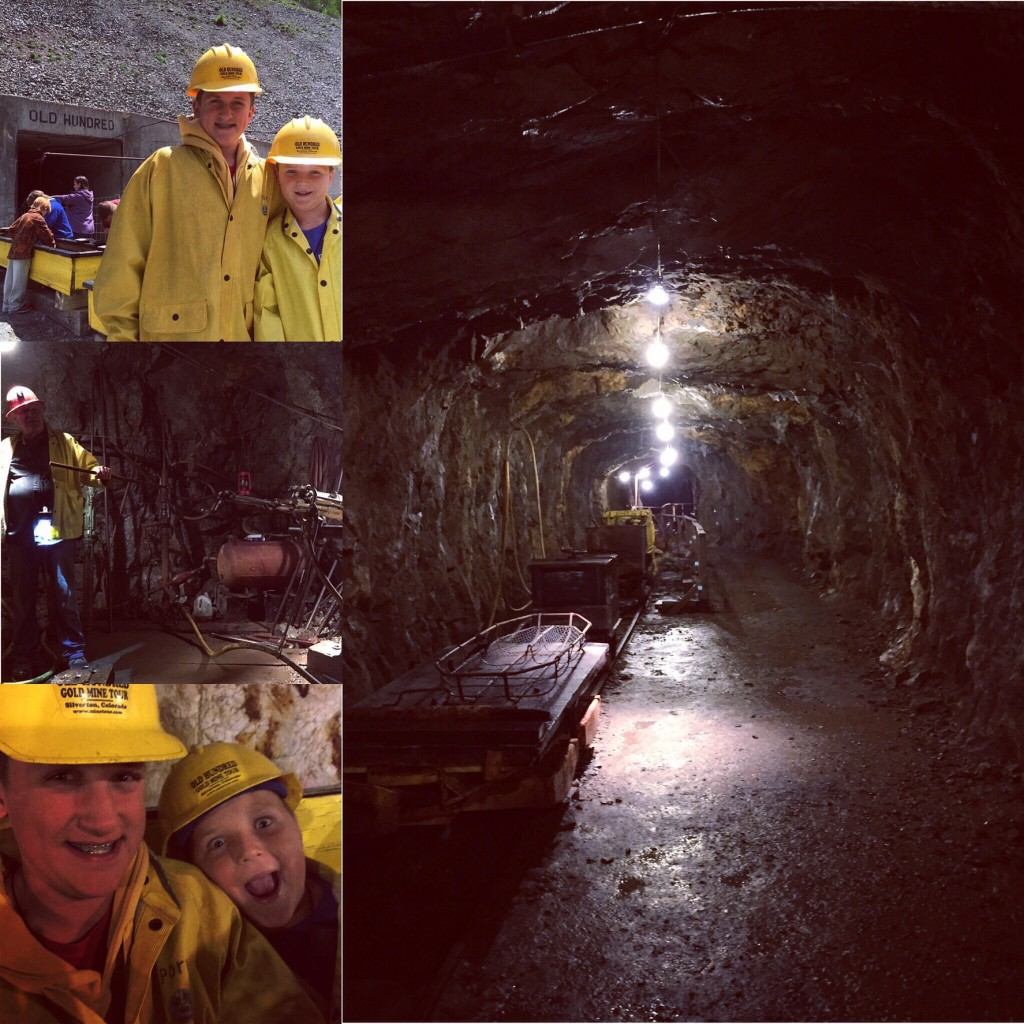 Old Hundred Gold Mine