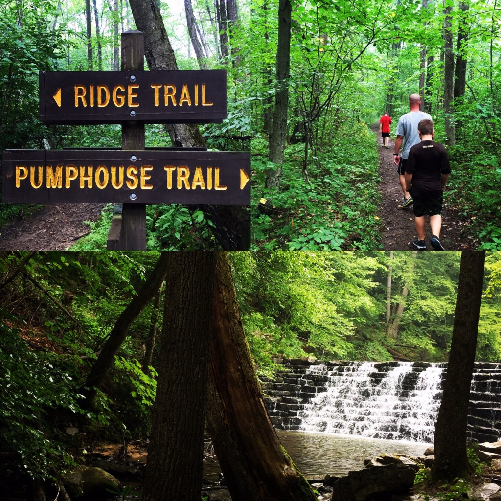 Pumphouse Trail